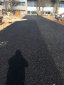 Arsenal Training ground Surface course to roads